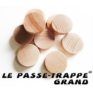 Passe Trappe Discs 10x Groß