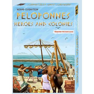 Peloponnes Heroes and Colonies (2. Erw.)