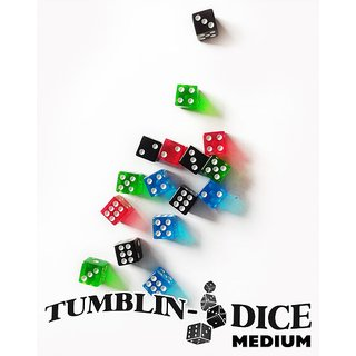 Tumblin-Dice Medium- Dice Set (18 Base Dice)