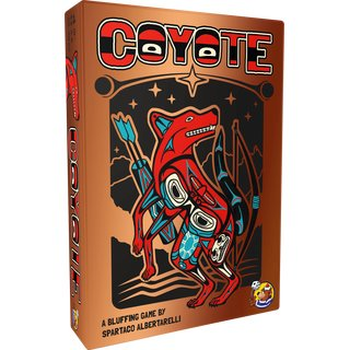 Coyote / Engl.